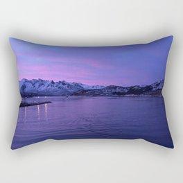 Ornes, Norway Rectangular Pillow