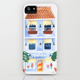 merde bakery iPhone Case