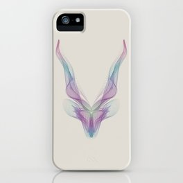Deer Me iPhone Case