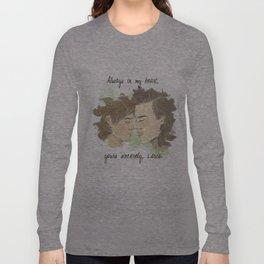 Always in my Heart - #1M Long Sleeve T-shirt