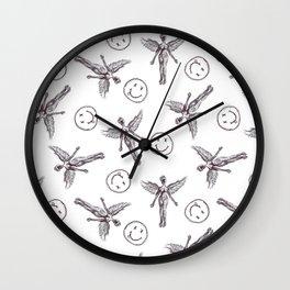 Nirvana Icons 1 Wall Clock