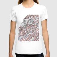 ape T-shirts featuring Ape by Guillem Bosch