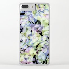 The leaf in dreams Clear iPhone Case