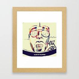 Kidcudi Framed Art Print