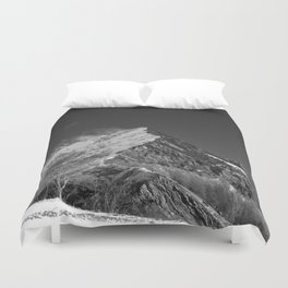 Walking High Duvet Cover