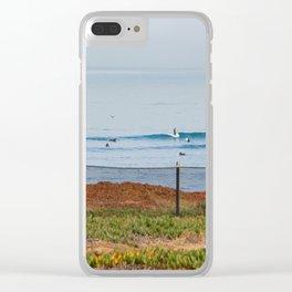 Terramar Clear iPhone Case