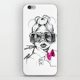 #STUKGIRL Penny iPhone Skin