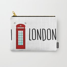 Love London Carry-All Pouch
