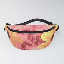Summer Day Floral Fanny Pack