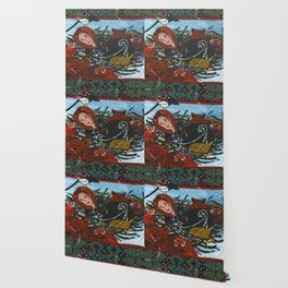 Mielikki´s Winter Sleep Wallpaper