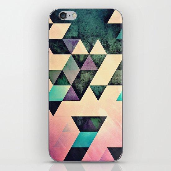 Xtyrrk iPhone & iPod Skin
