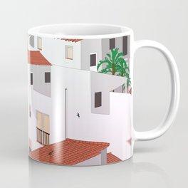 Sunset in my town Coffee Mug