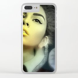 Sterne Clear iPhone Case