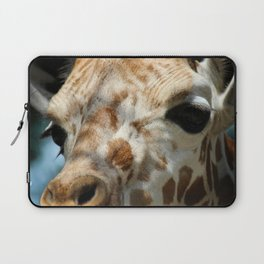 Baby Giraffe Laptop Sleeve