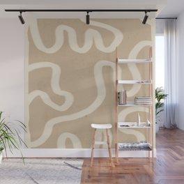 abstract minimal  65 Wall Mural