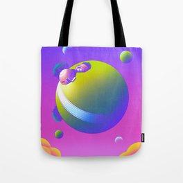 King Kai's Planet Tote Bag