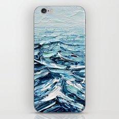 Tiny Seascape No. 2 iPhone & iPod Skin