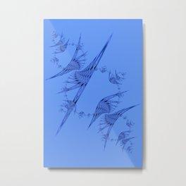 Fractal 85 Metal Print