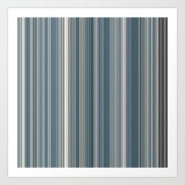 Scanline | Ocean 486 Art Print