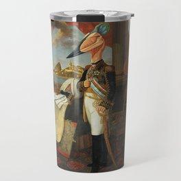 Framed Tyrant Tupuxuara Travel Mug