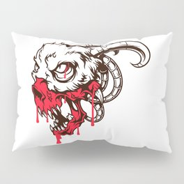 Evil - Demon Pillow Sham