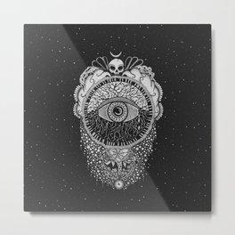 INSOMNOLENCE Metal Print