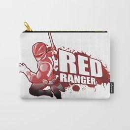 Forever Red Carry-All Pouch