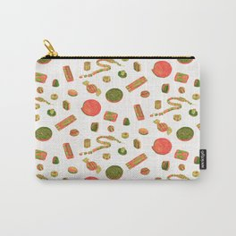 Old Fashioned Boiled Sweets: Alternate Colour by Chrissy Curtin Carry-All Pouch