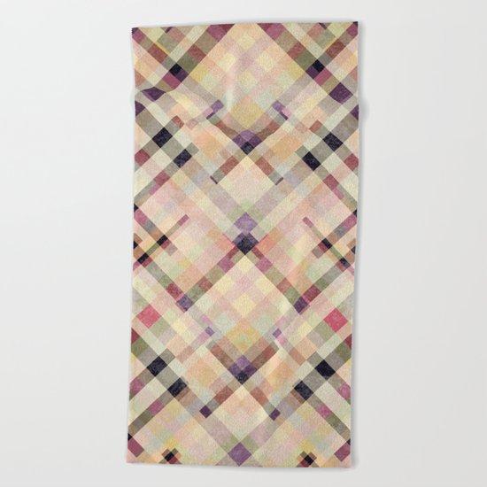 Patternwork XXVII Beach Towel