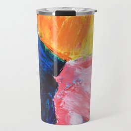 Abstract No. 3 Travel Mug