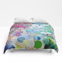 Blueberry Garden Comforters
