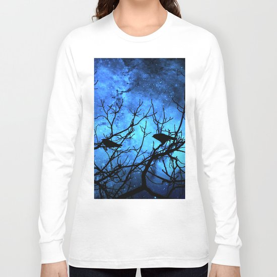 Crows: Attempted Murder -Blue Skies Long Sleeve T-shirt