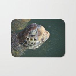 Sea Turtle - Grand Cayman Bath Mat