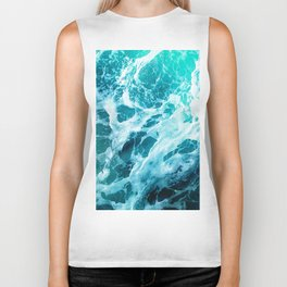 Out there in the Ocean Biker Tank