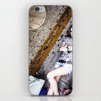 puerto rico iPhone & iPod Skins featuring Puerto Rico Dreams by Halamo Designs
