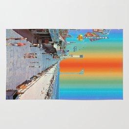 Boardwalk Rainbow Rug