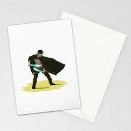 Robo-Western Stationery Cards
