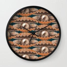 Pearl Wall Clock
