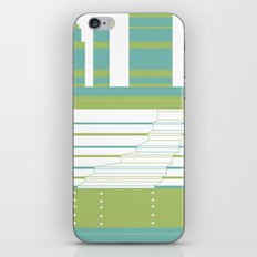 Layered Town iPhone & iPod Skin