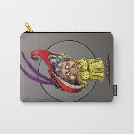 Red Hat Grandma Carry-All Pouch