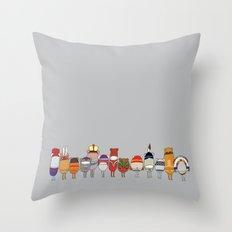 CELEBRATE INDIGENOUS Throw Pillow