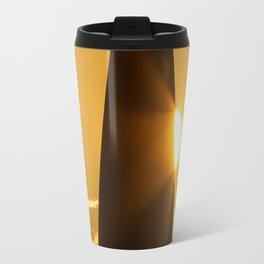 Sunrise & Steeple Travel Mug