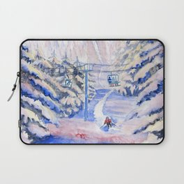 Winter Fun Laptop Sleeve