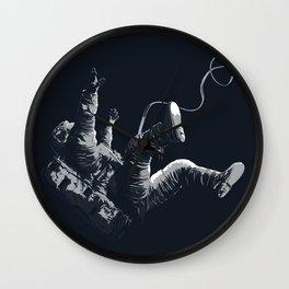 Astronaut - Death By Black Hole Wall Clock