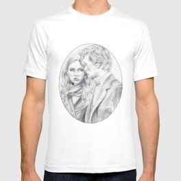 the doctor & amy T-shirt