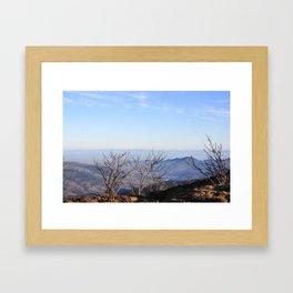 Paysage-F18 Framed Art Print