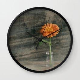 canvas_still-life_006 Wall Clock