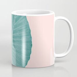 Love Leaves Evergreen Blush - Him #3 #decor #art #society6 Coffee Mug