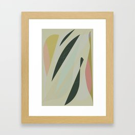 Abstract Composition No. 3 Framed Art Print