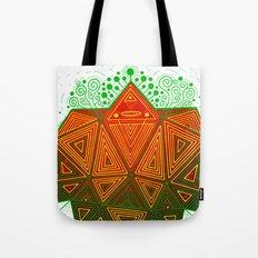 Yello Warrior Tote Bag